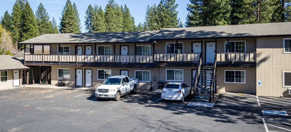 The Charm Motel Suites Burney Ca